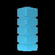 Бак д/воды Quadro W-1000 (синий) с поплавком: 19 900 руб., Ростов-на-Дону, Краснодар фото, отзывы
