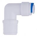 Картридж для воды Уголок JG - 3/8 для помпы для фильтра Помпа Raifil RO-300-220 600W  Ростов-на-Дону, Краснодар